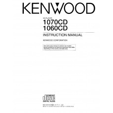 Kenwood 1070CD CD Player