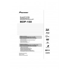 Pioneer BDP-150 Blu-ray 3D PLAYER