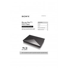 Sony BDP-BX320 Blu-ray Disc Player