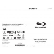 Sony BDP-BX57 Blu-ray Disc Player