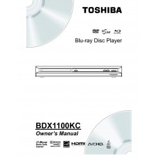 Toshiba BDX1100KC Blu-ray Disc Player