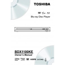 Toshiba BDX1100KE Blu-ray player