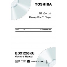 Toshiba BDX1200KU Blu-ray Disc Player